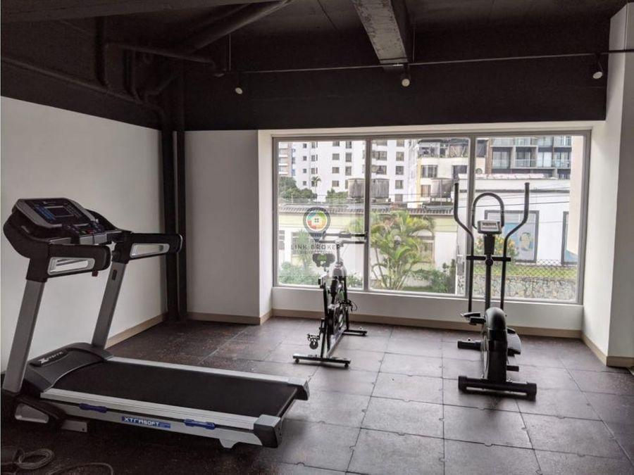 alquiler apartamento nuevo con amplia terraza alpes