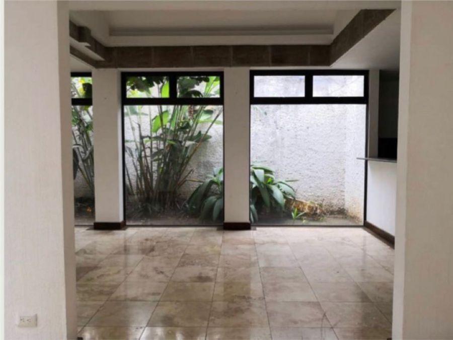 renta casa las conchas zona 14 guatemala