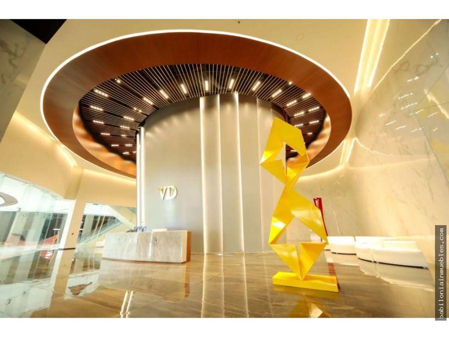 renta consultorios de lujo en edificio via dorada en zona plateada