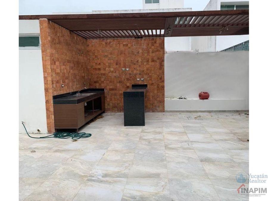 renta moderna casa en residencial altabrisa