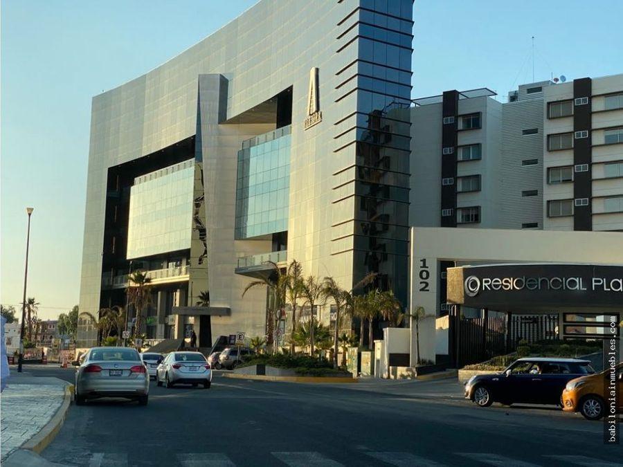 renta de oficinas de lujo en zona plateada