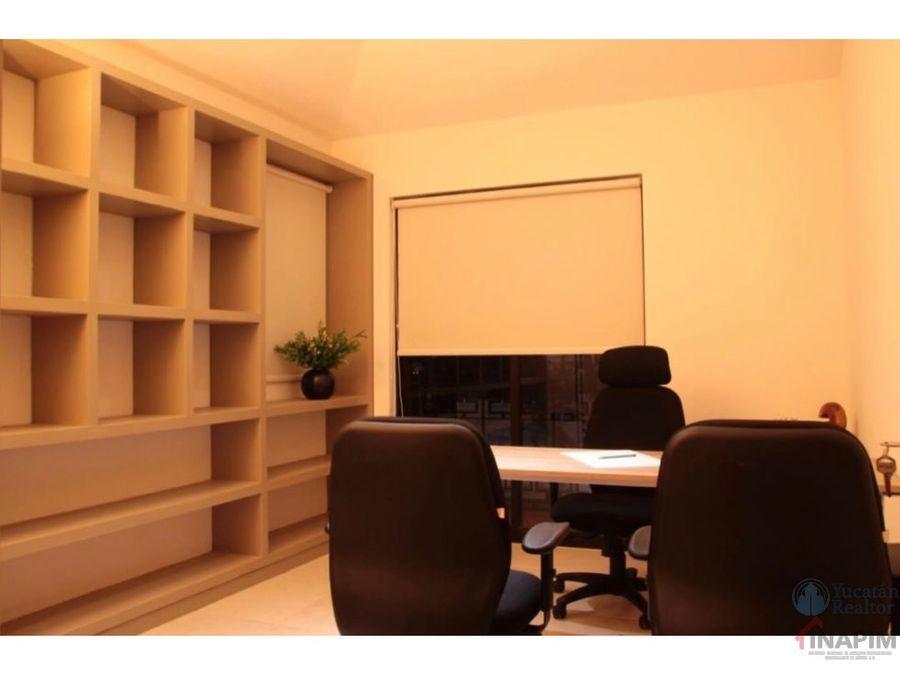 renta de oficinas equipadas y amuebladas