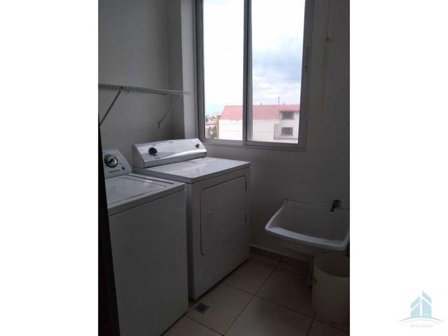 renta de apartamento residencial el trapiche