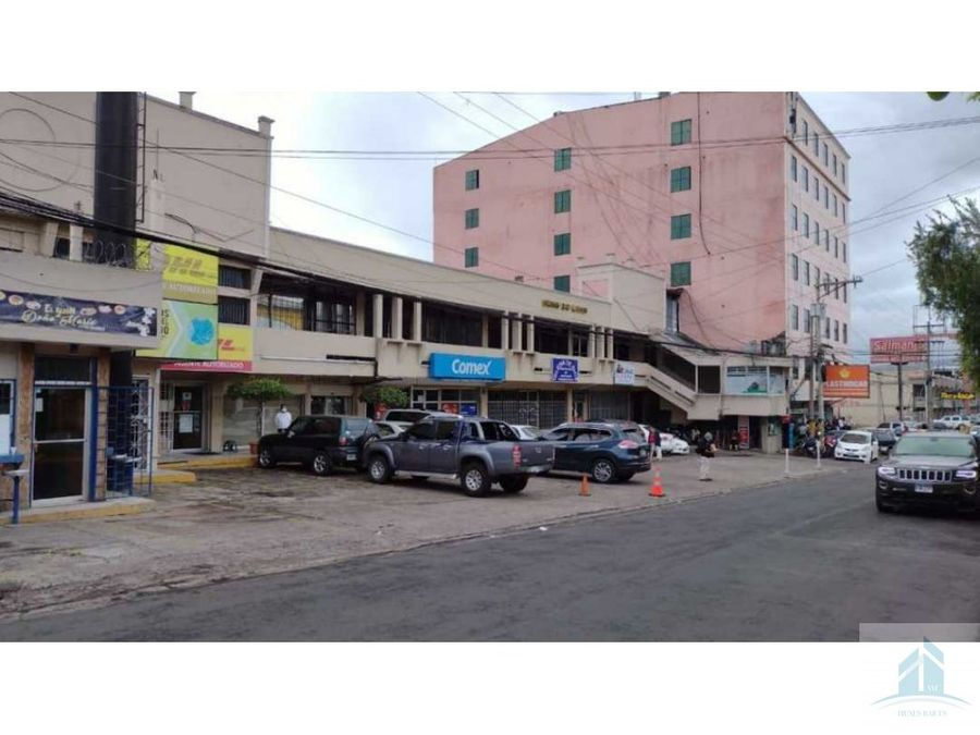 renta de local boulevard morazan
