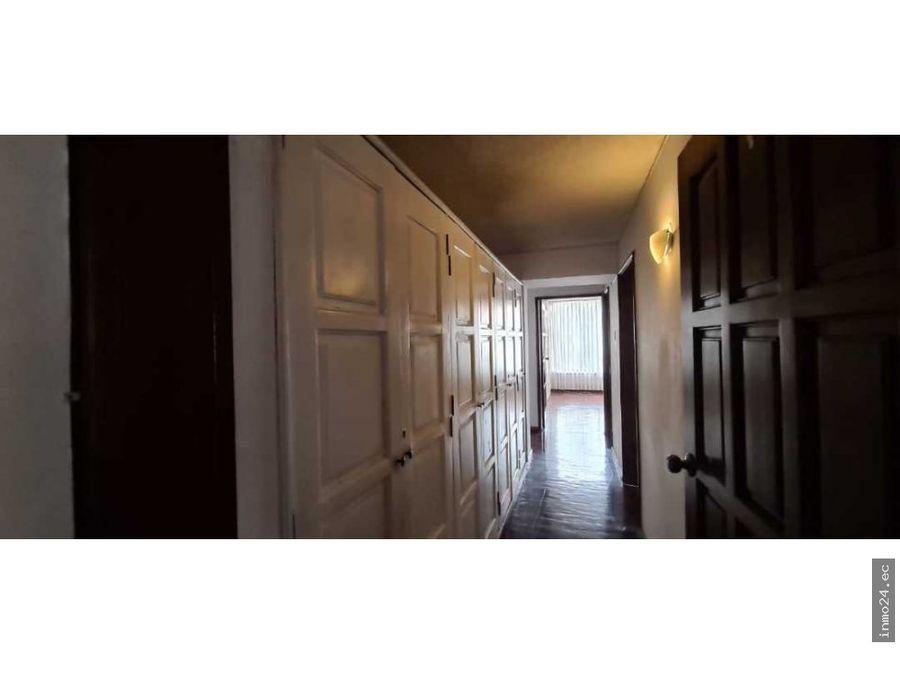 renta departamento amplio sector hotel quito centro nortequito