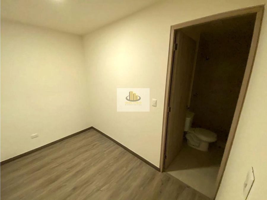 renta en torre artema piso 15 2 recamaras y cuarto de servicio