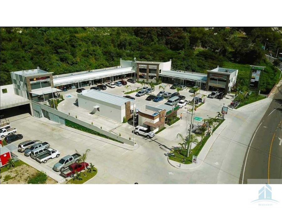 renta local comercial plaza ciudad nueva