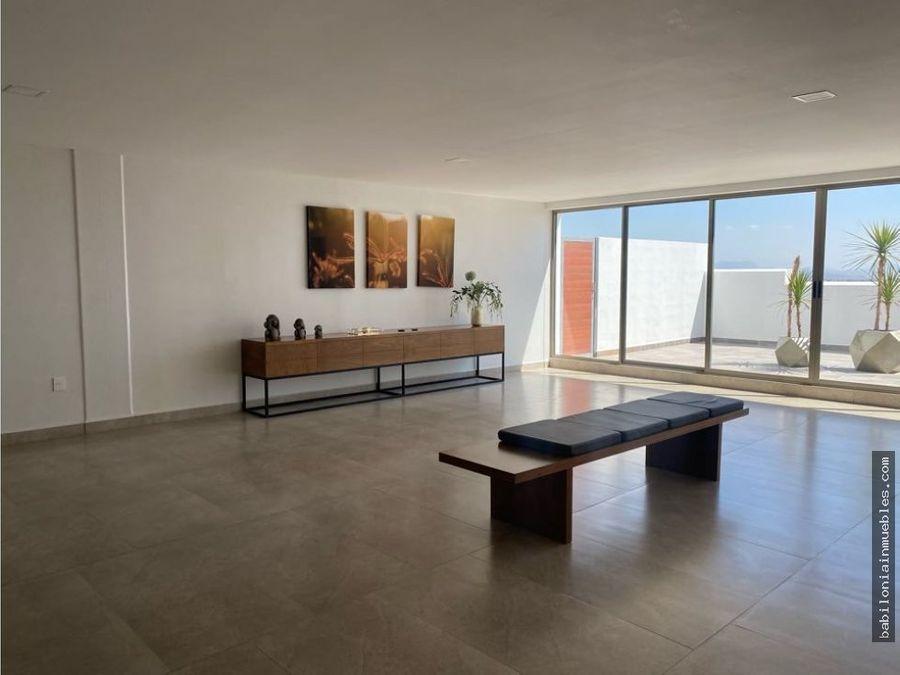 renta precioso penthouse altea zona plateada