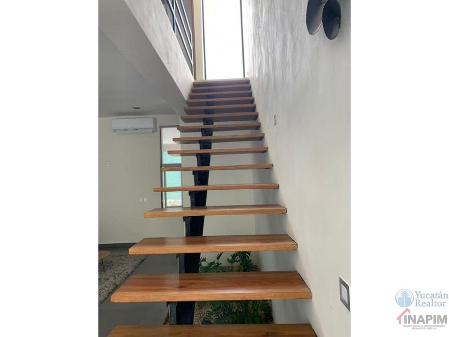 renta townhouse en avenida yucatan