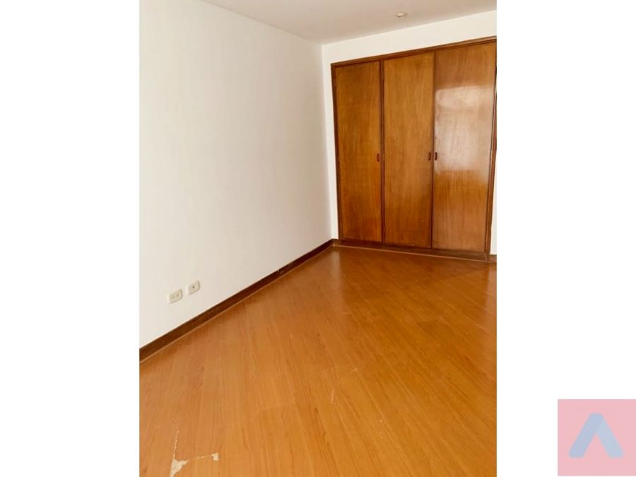 renta apartamento rosales 180 m2 3 alcobas balcon