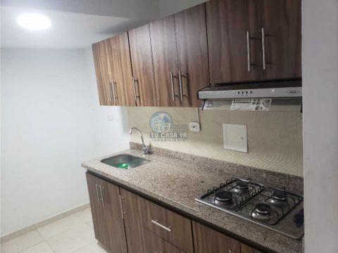 rento apartamento en acqua parque residencial segundo piso