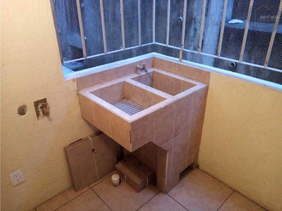 rento apartamento en refugio 5 de san rafael zona 18 de primer nivel