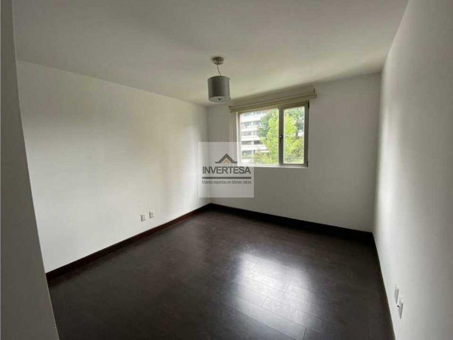 rento apartamento en zona 14 edificio catania