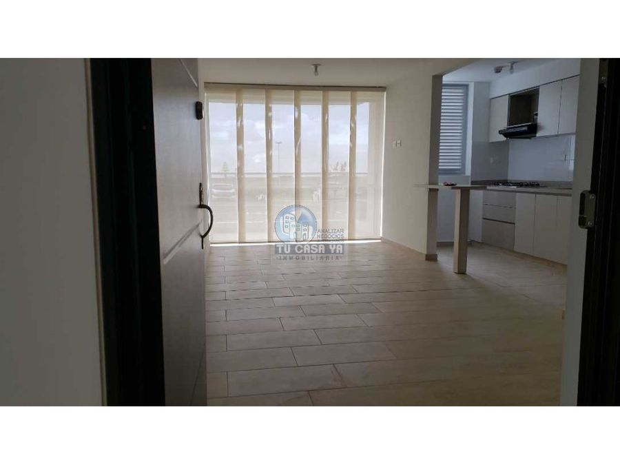 rento apartamento primer piso para estrenar en mirador de villavento