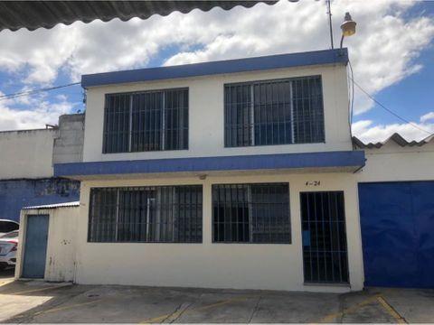 rento casa para oficinas zona 10 1