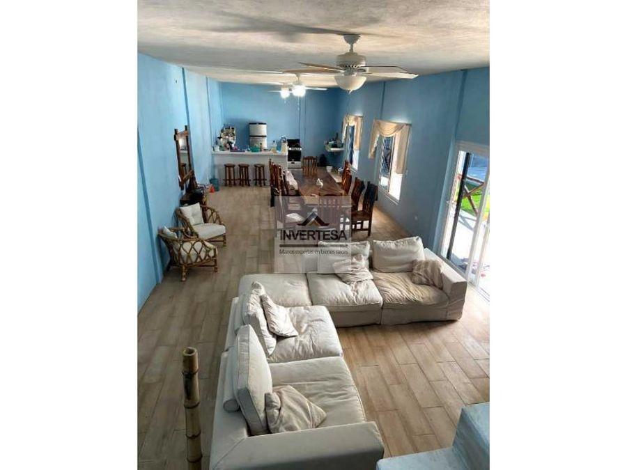 rento linda casa de playa en hawaichiquimulilla
