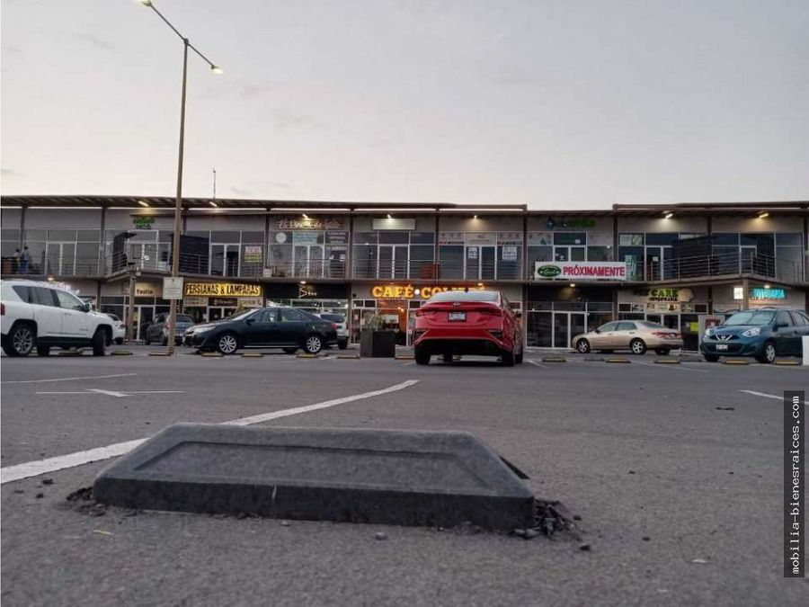rento local plaza paseo terranova pb 17000
