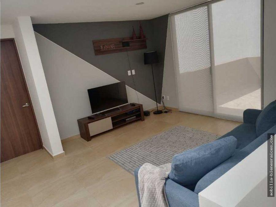 rento preciosa casa amueblada inspira zibata 20500