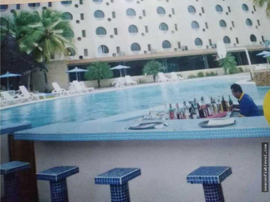 acciones en venta hotel coral suit chichiriviche