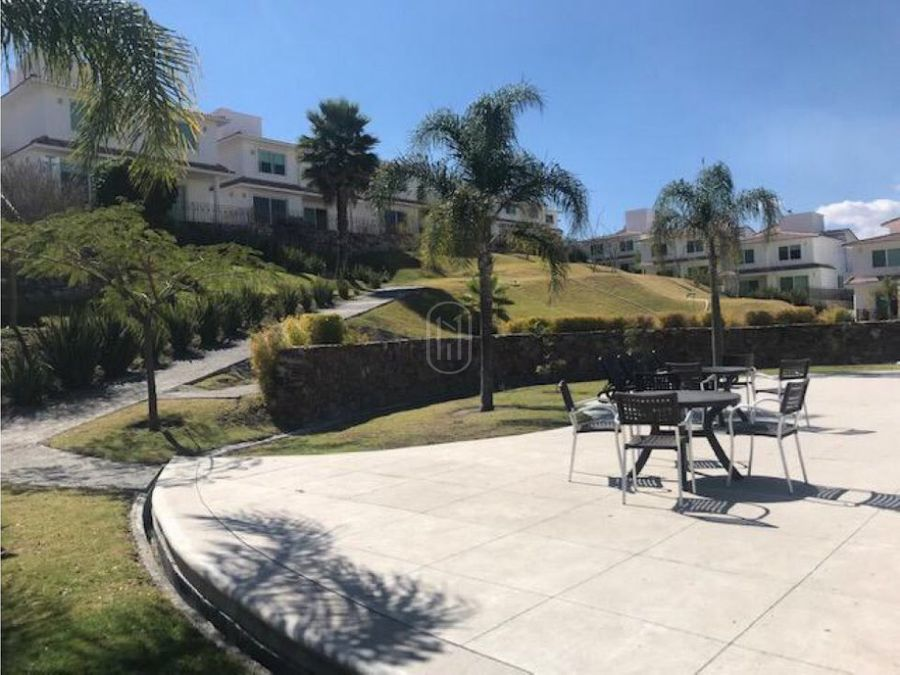 residencia en venta vista esmeralda corregidora