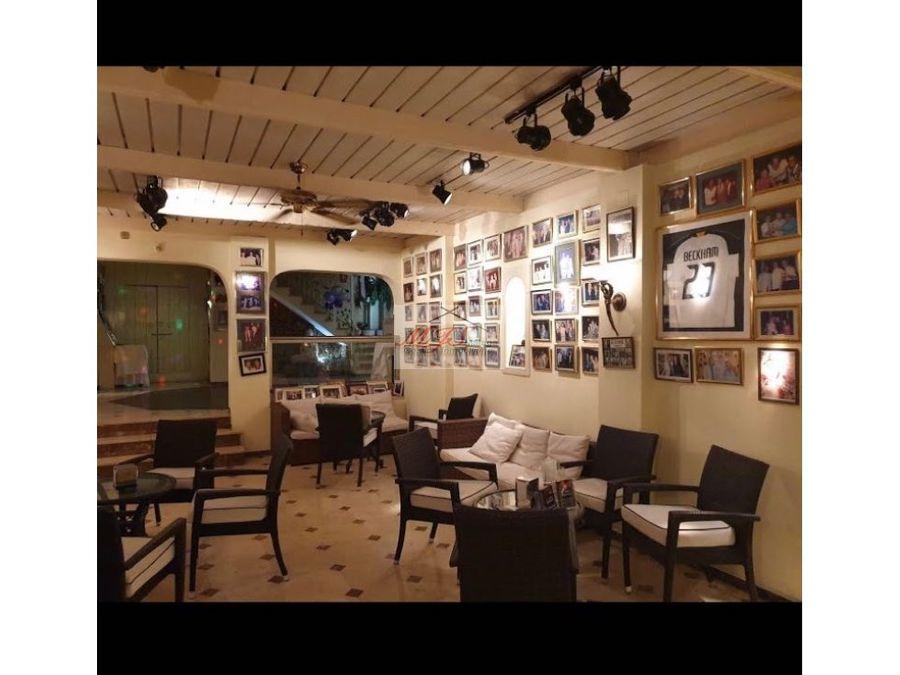 restaurante valparaiso en venta