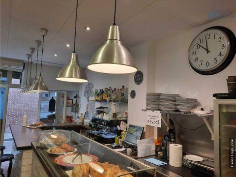 traspaso bar cafeteria en sant gervasi