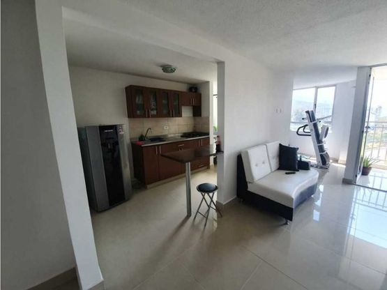 super apartamento 75m2 en estacion madera bello