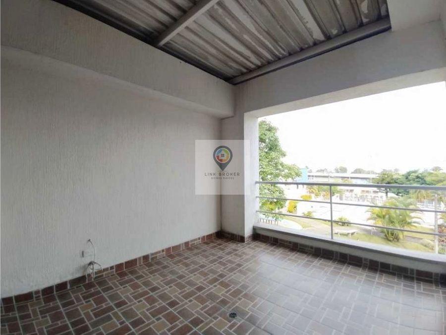 venta apartamento duplex sector alamos pereira