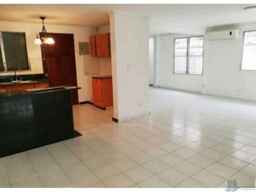 se alquila casa tipo duplex 290 m2