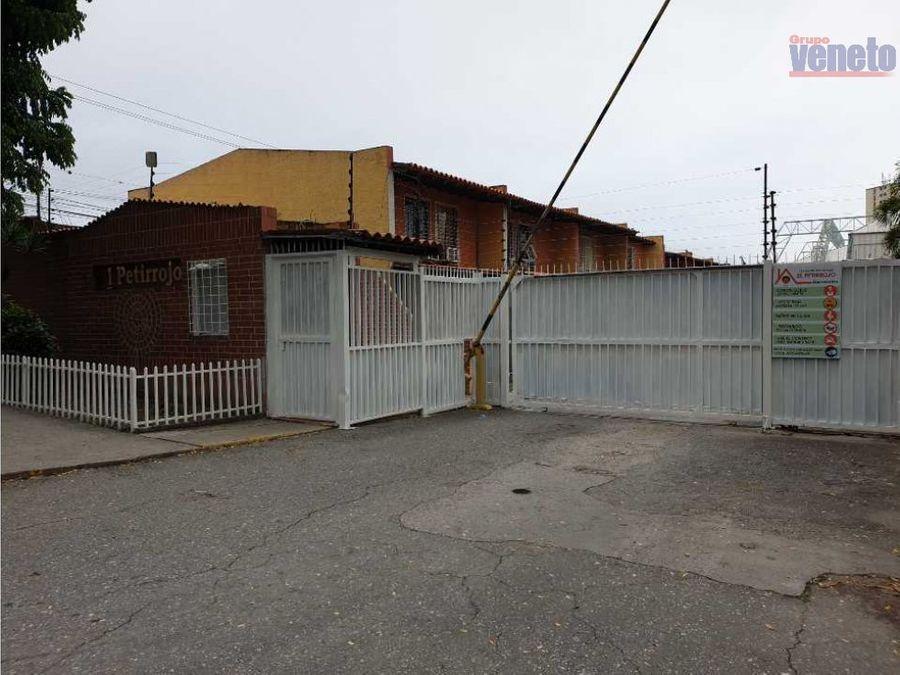 se alquila casa en el este de barquisimeto en conjunto cerrado