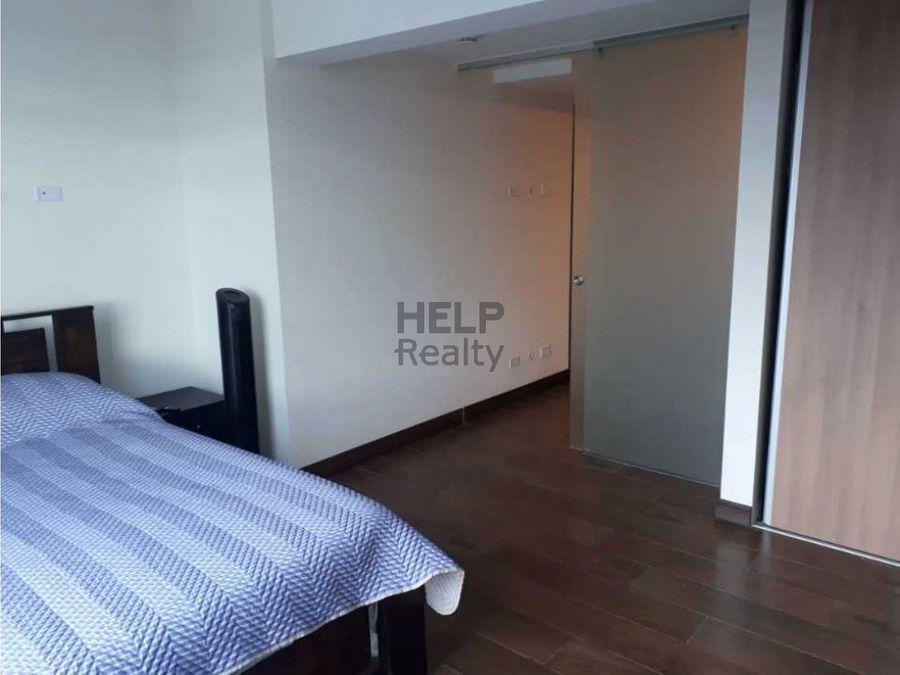 se alquila apartamento amueblado en los yoses
