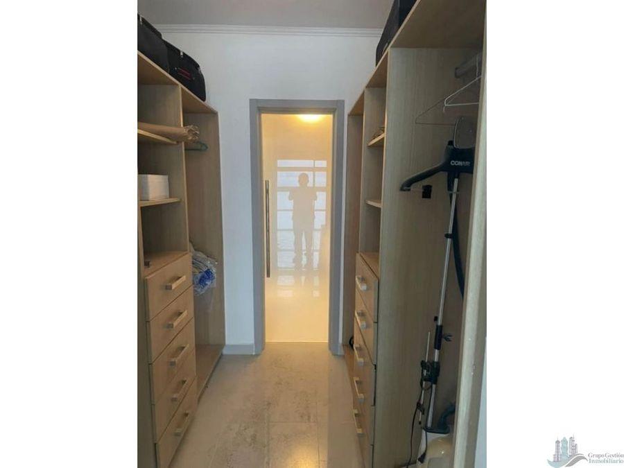se alquila apartamento amoblado 2 rec en ave balboa