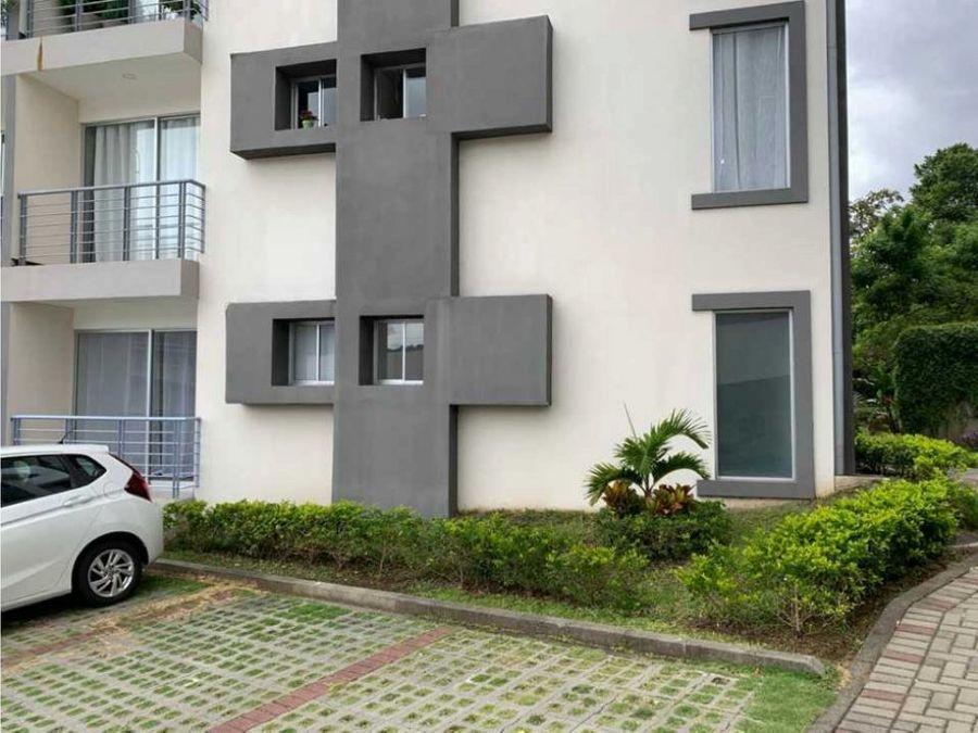se alquila apartamento en curridabat pinares