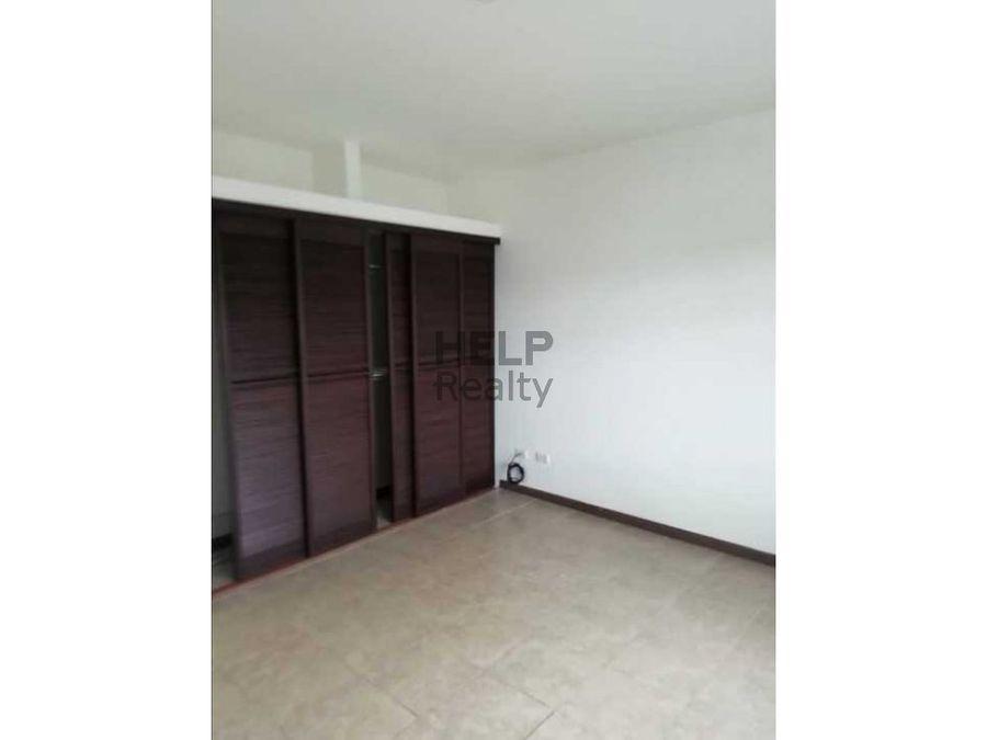 se alquila apartamento en guayabos