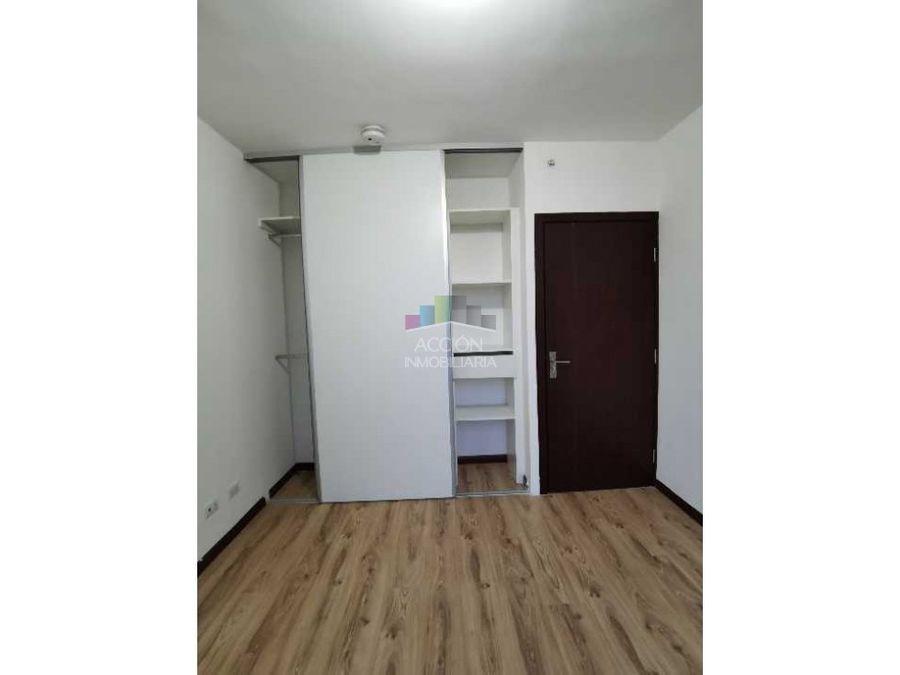 se alquila apartamento en eco bambu san sebastian