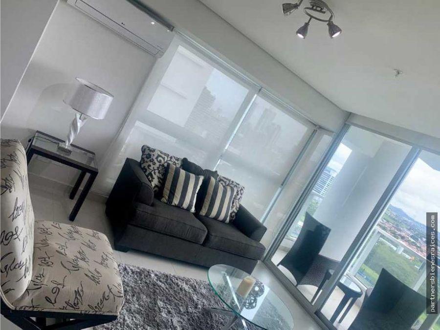 se alquila apartamento nuevo en ph parkside costa del este
