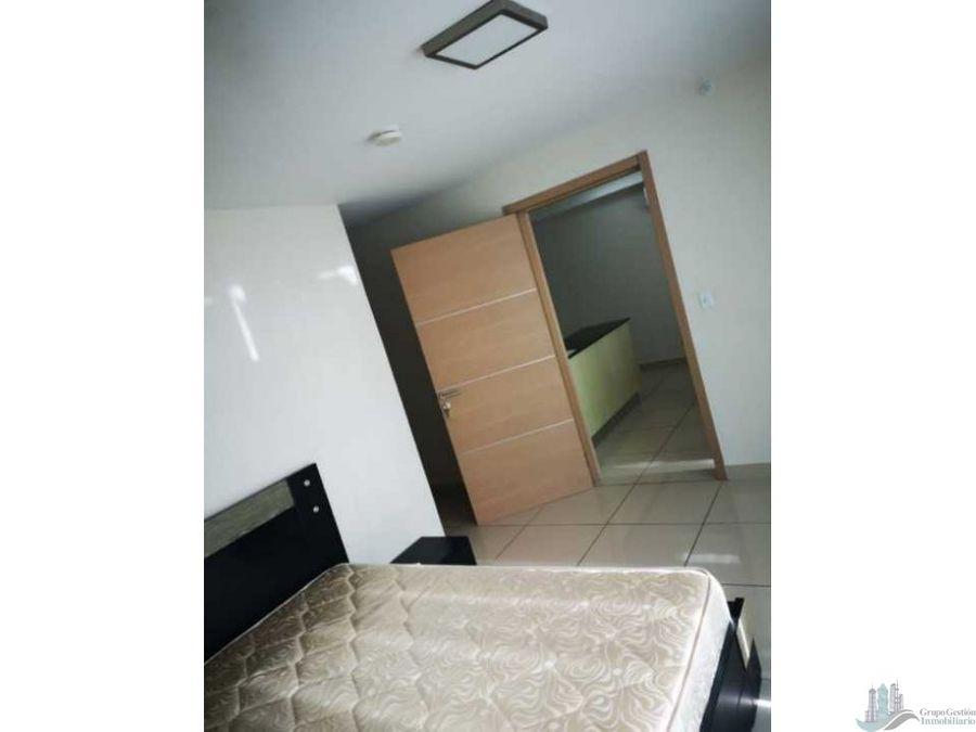 se alquila apartamento ph torres de castilla