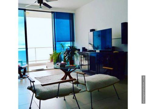 se alquila hermoso apartamento en ave balboa