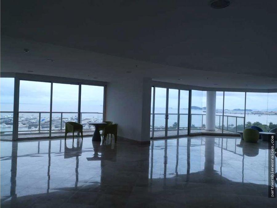 se alquila hermoso apartamento en ph sky ave balboa 3 recamaras
