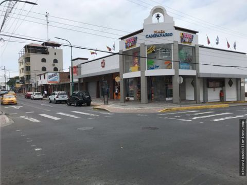 se alquila local comercial en plaza comercial