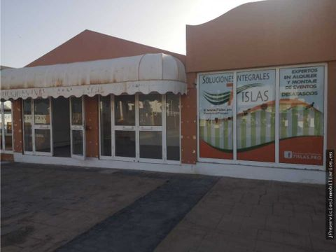 se alquila local comercial en puerta del sol