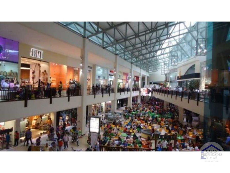 se alquila local comercial en terramall 25 x m2 area 7118 m2