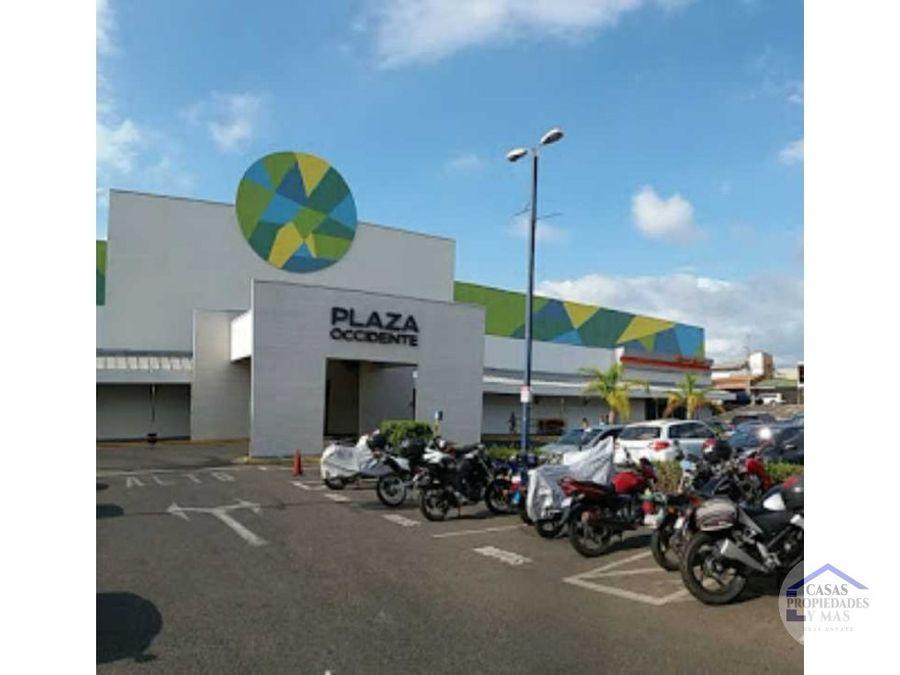 se alquila local comercial en san ramon mall plaza occidente