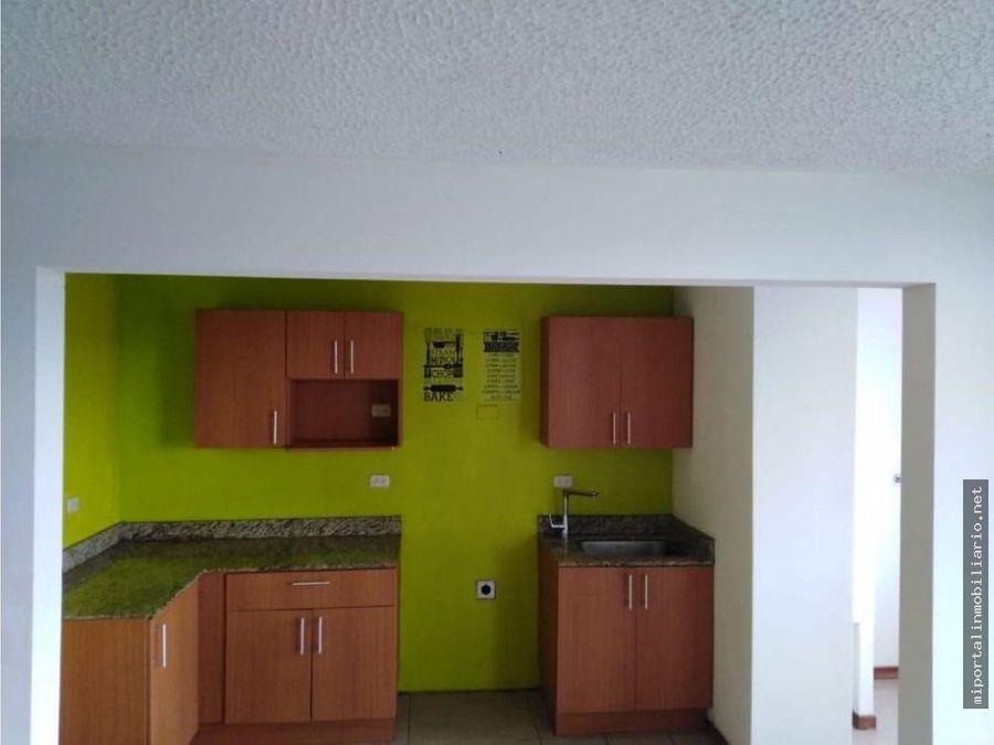 se alquila lindo apartamento en concasa san rafael alajuela