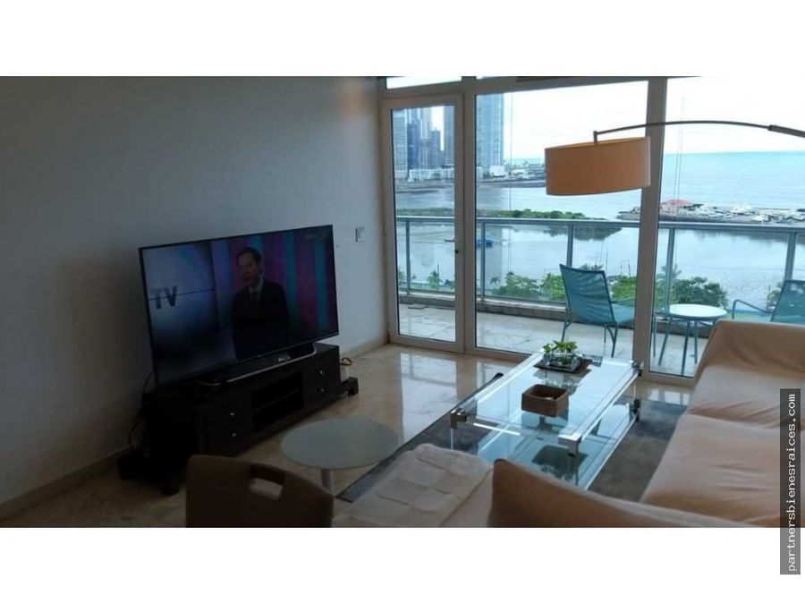 se alquila lujoso apartamento en ph sky avenida balboa 2 recamaras