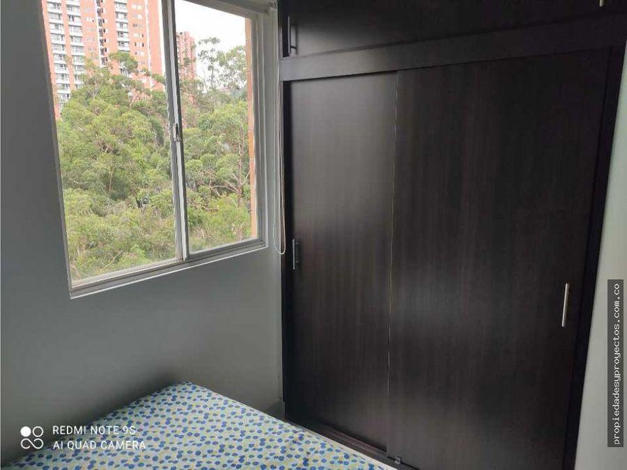 se arrienda apartamento amoblado en rodeo alto