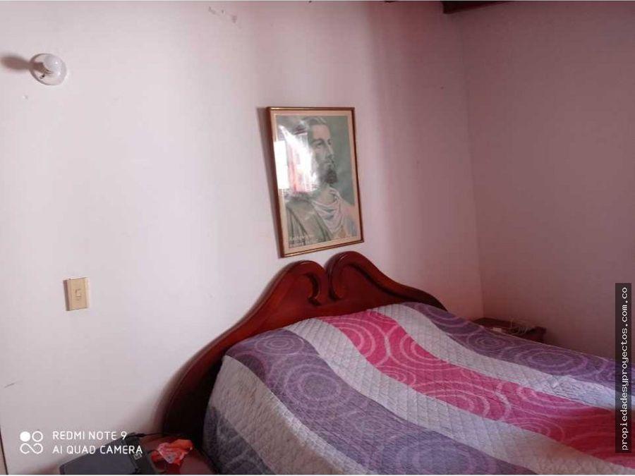 se arrienda apartamento campestre en sector barro blanco