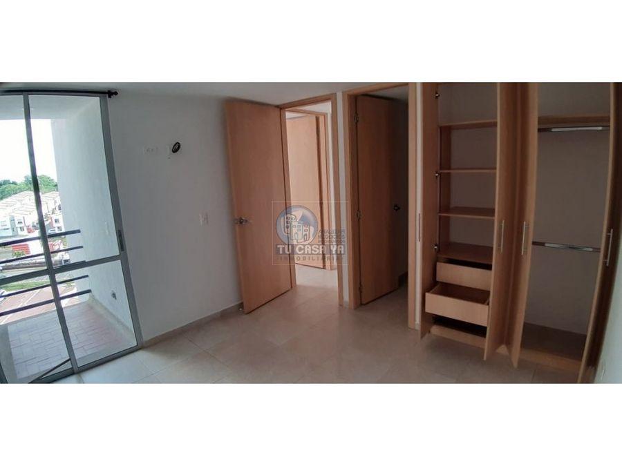 se arrienda apartamento con parqueadero en sotano