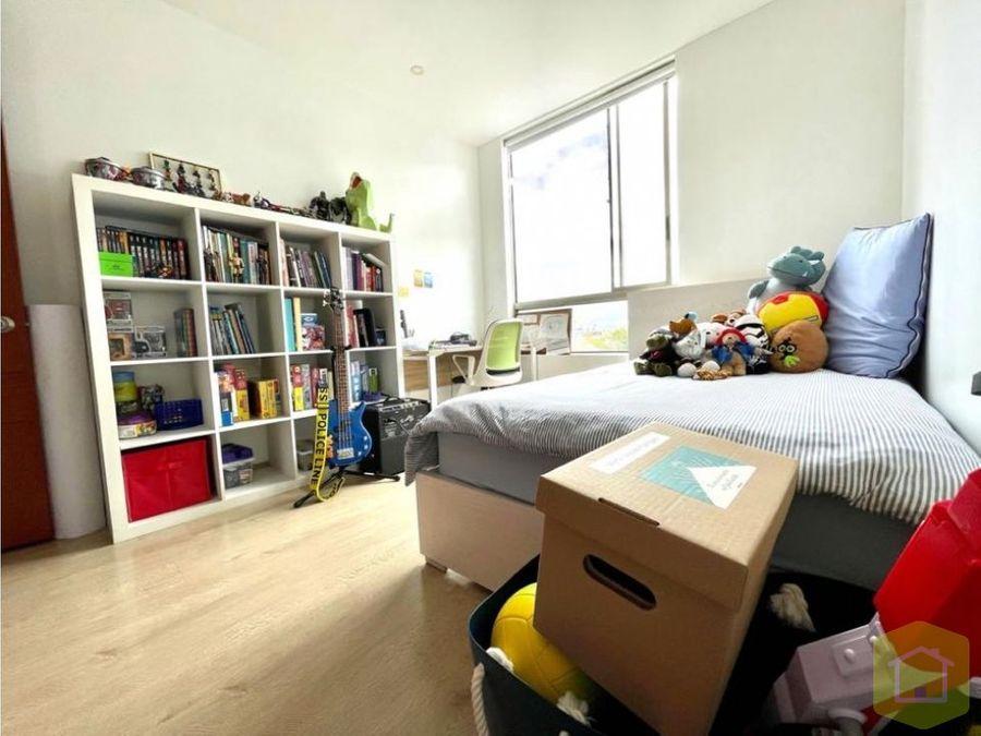 se arrienda apartamento en santa ana occidntal bogota