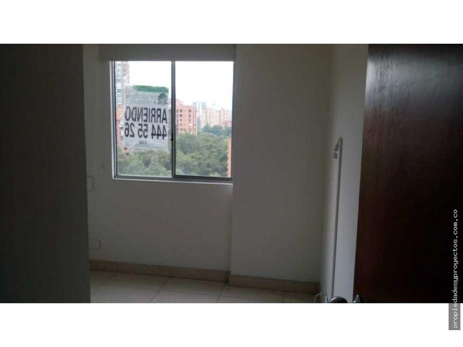 se arrienda apartamento en sector patio bonito